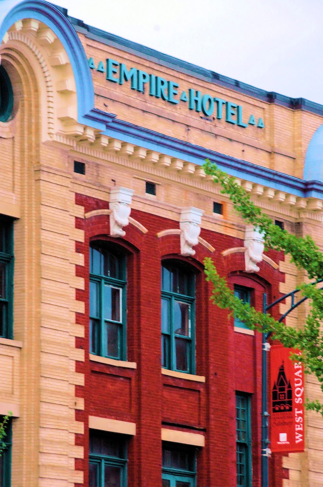 That Could Use A Great Downtown Location Put Your Business In The Historic Highly Visible C 1855 Empire Hotel On S Main Street Salisbury Nc
