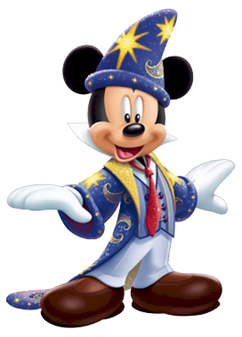 Mickey mouse mago