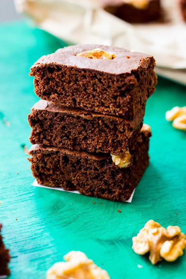 Moist Coffee And Walnut Cake Recipe