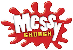 Messy Church Logo Copyright Bible Reading Fellowship© 2011
