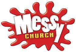 Messy Church Logo Copyright Bible Reading Fellowship© 2011