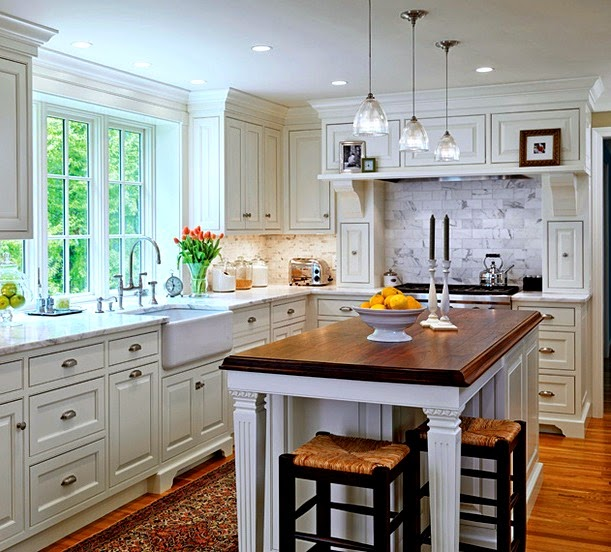 Kitchen Lighting Styles: Choosing Kitchen Lighting ~ What's Your Style?