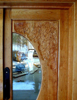 Ely MN carved doors, http://www.huismanconcepts.com/