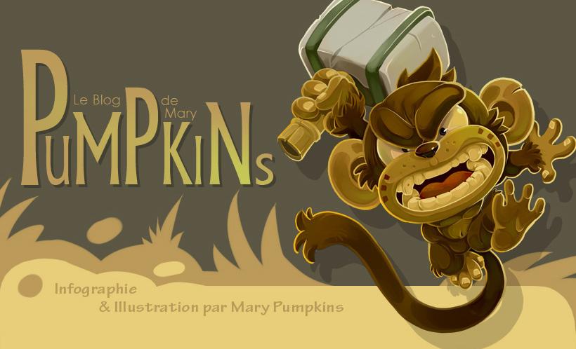 Le Blog de Mary Pumpkins