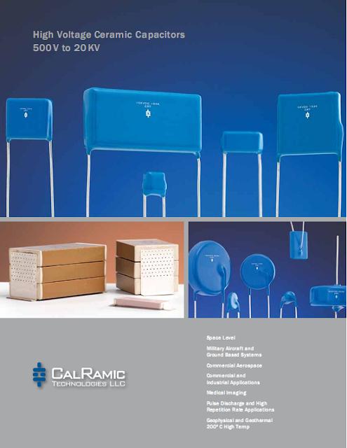 High Voltage Capacitors : الكترون بوى electron boy high voltage ceramic capacitors