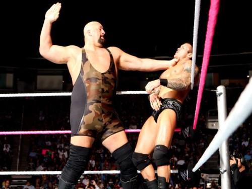 مشاهدة عرض مصارعة WWE Main Event 10/10/2012 اون لاين يوتيوب مترجم مهرجان شو بدون تحميل