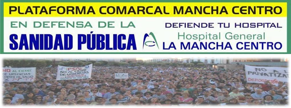 Plataforma Comarcal Mancha Centro