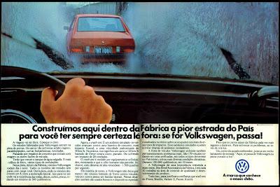 propaganda Volkswagen - 1979