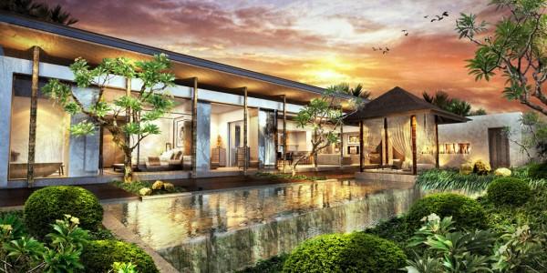 10 Private Residences [Seminyak, Bali]