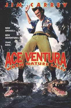 Ace Ventura 2: When Nature Calls 1995 Hollywood Movie Watch Online