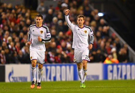 Petualangan FC Basel Berlanjut Di Liga Champions
