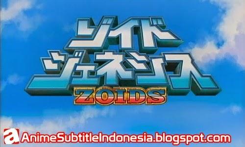 Zoids Genesis 01 Subtitle Indonesia