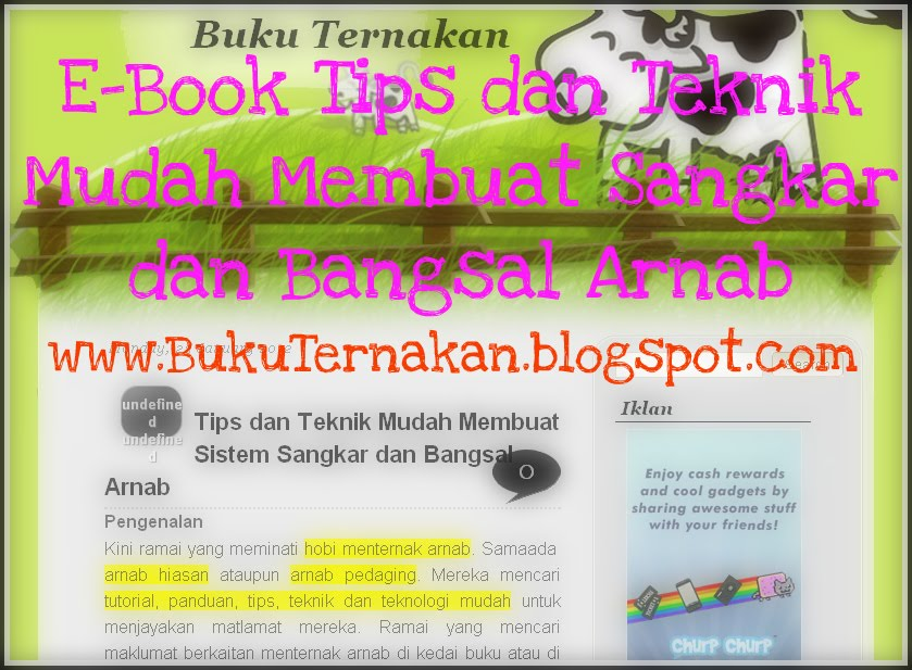 E-Book Buku Ternakan