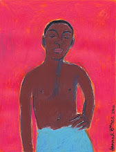 The Arab Boy (I met through Kees van Dongen)