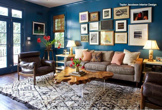 Contrasti:tappeti tradizionali in spazi contemporanei