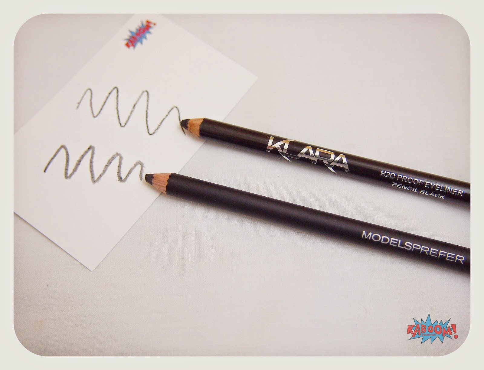 Winging It A Guide To Eyeliner Dani The Girl Xo Klara Liquid 1 Black H2o Proof Liner Is More Like Traditional Pencil And Models Prefer Kohl Has Creamier Texture