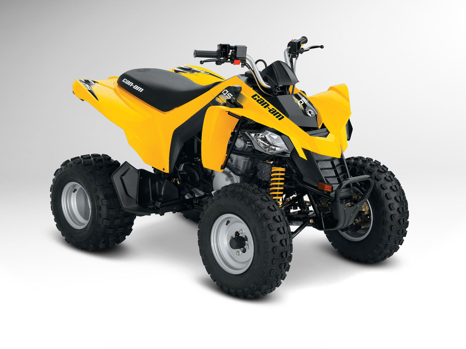 2012 Can-Am DS 250 ATV pictures 2