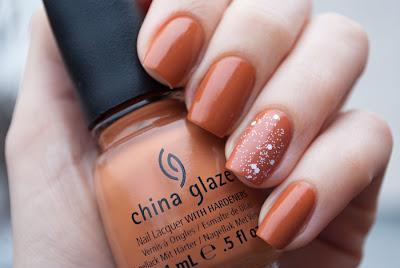 China Glaze Desert Sun