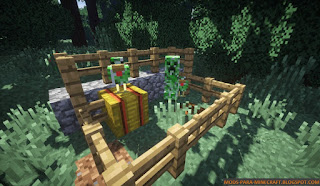 Creeper Chickens Mod para Minecraft 1.7.10/1.8
