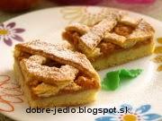 Jablkový mrežovník - recept