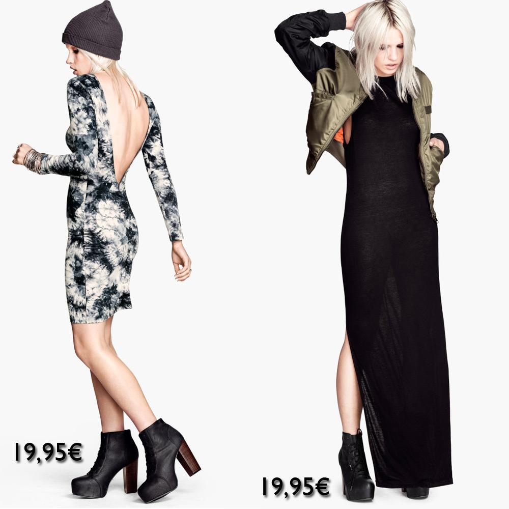 H&M AW14 dresses
