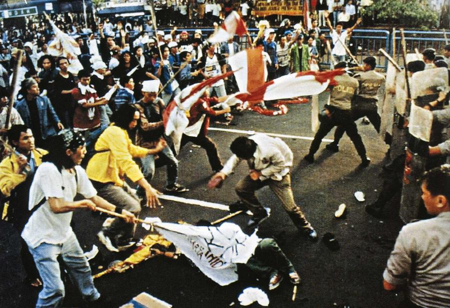 Kerusuhan Mei 98