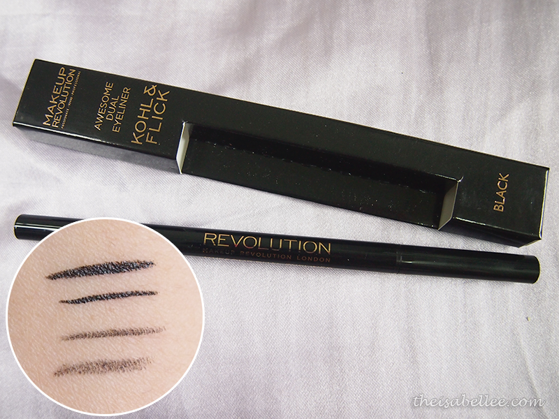 Makeup Revolution Awesome Dual Eyeliner