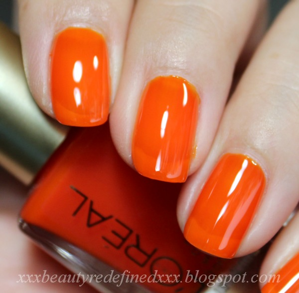 BeautyRedefined by Pang: L\'Oreal Miss Candy Nail Polish Swatches ...