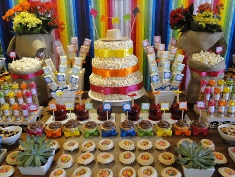 50 Ideias para decoração de festa junina
