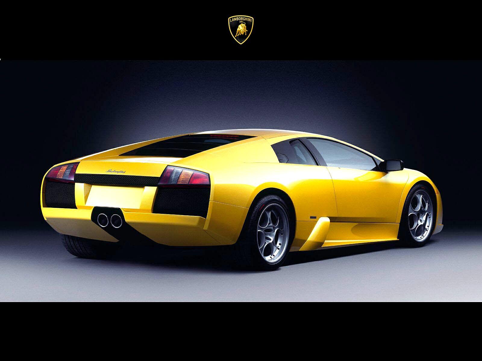 World Of Cars Lamborghini Murcielago Wallpaper 3