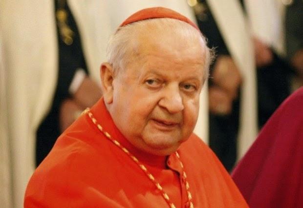 biskup Dziwisz Stanisław