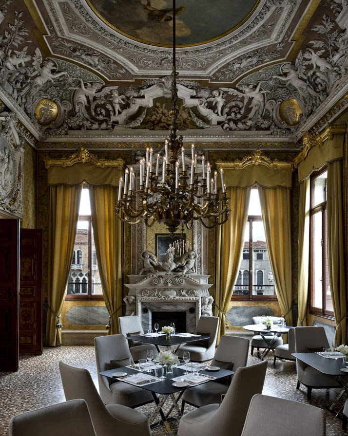 Loveisspeed aman canale grande hotel at pallazo for Hotel design venise