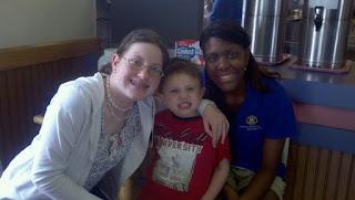 Montgomery Catholic Students Raise Funds & Awareness for Children's Hospital 1