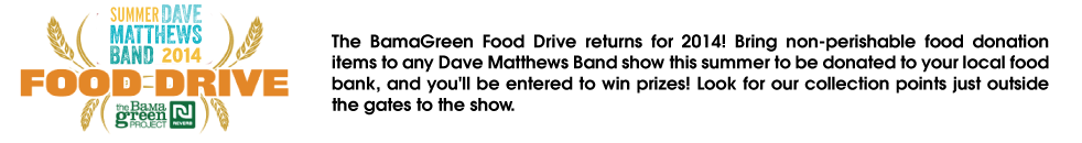 The BamaGreen Food Drive