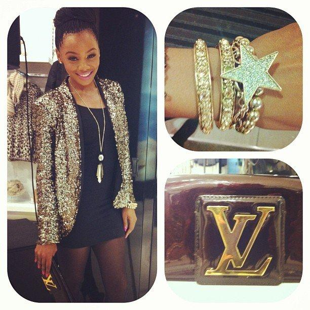 Fashionista I love: Bonang Matheba