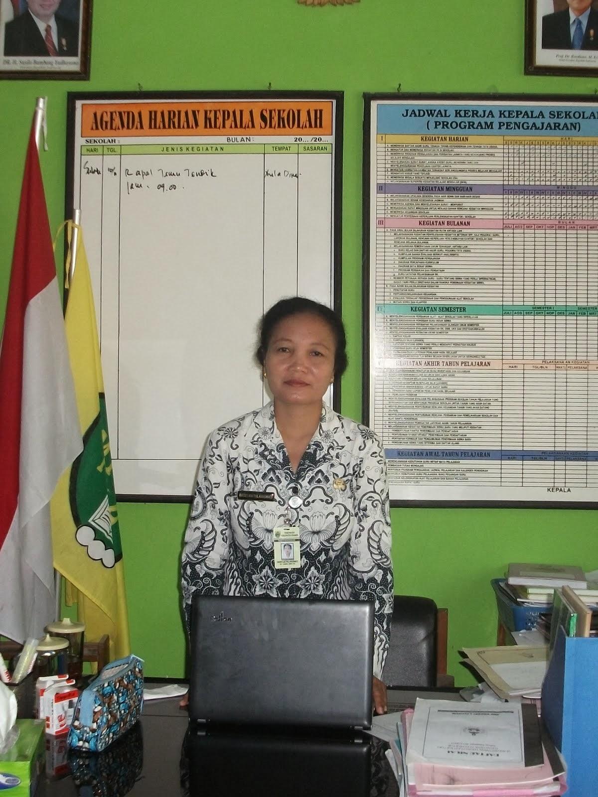 Kepala SMP Negeri 2 Plupuh Tahun 2012 - Sekarang