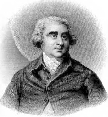 Charles James Fox from The Historical and Posthumous Memoirs of Sir Nathaniel Wraxall (1884)