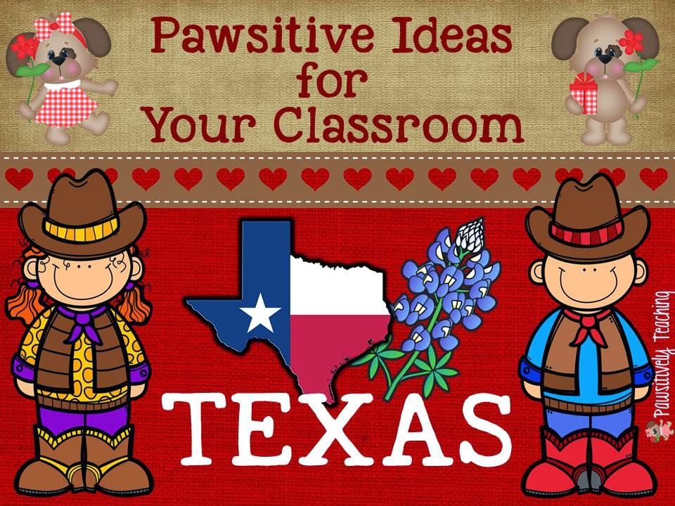 Pawsitive Planner: Texas