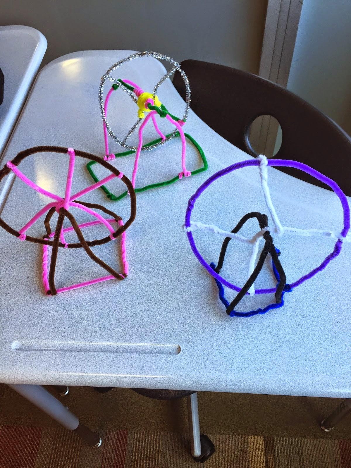Ferris Wheels Student's created