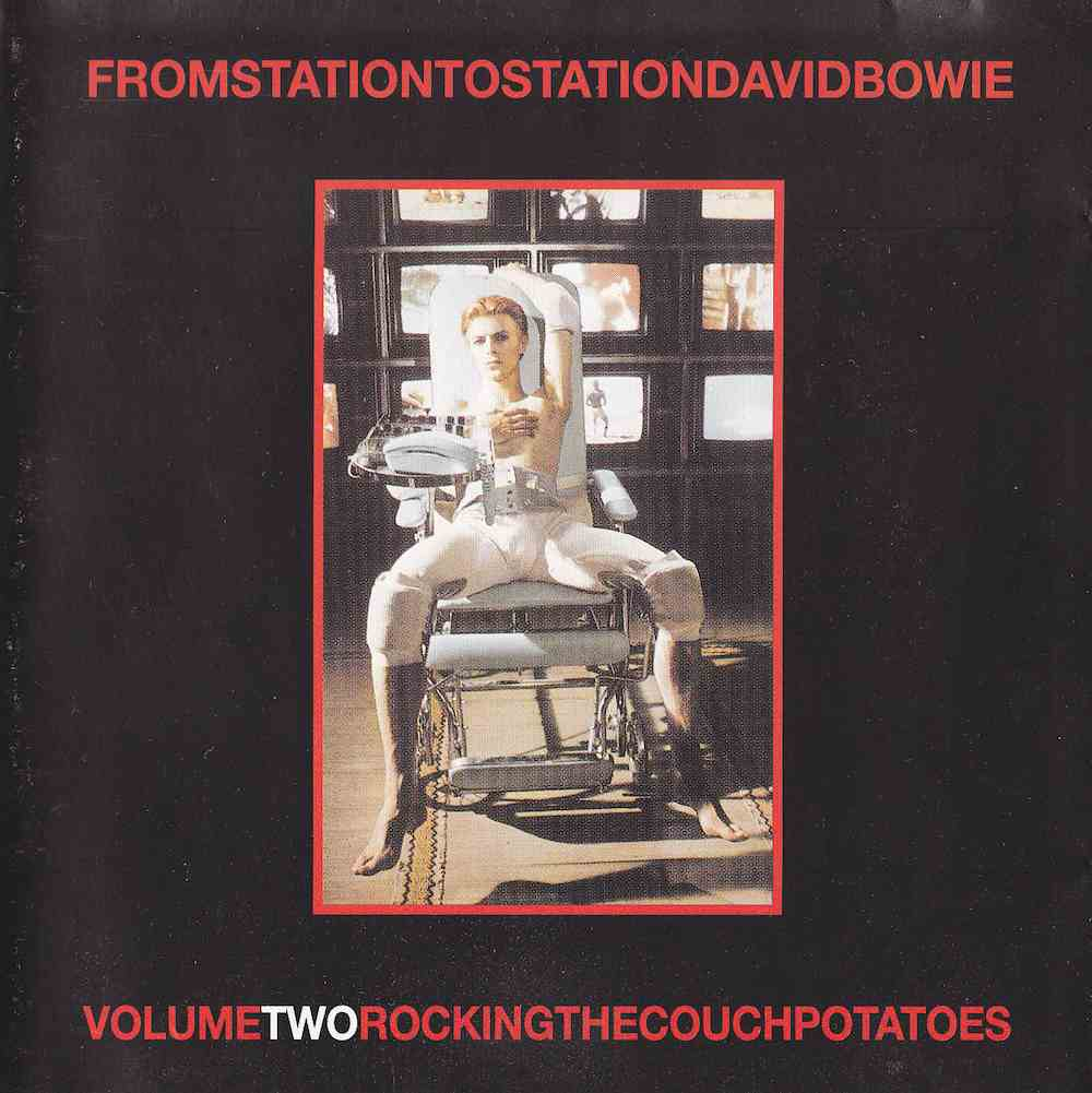 bootleg addiction: David Bowie: From Station To Station Vol.2