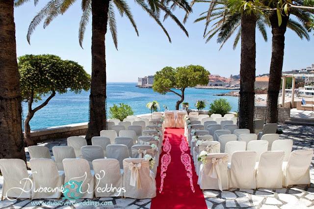 dubrovnikweddings.com, Hotel excelsior wedding