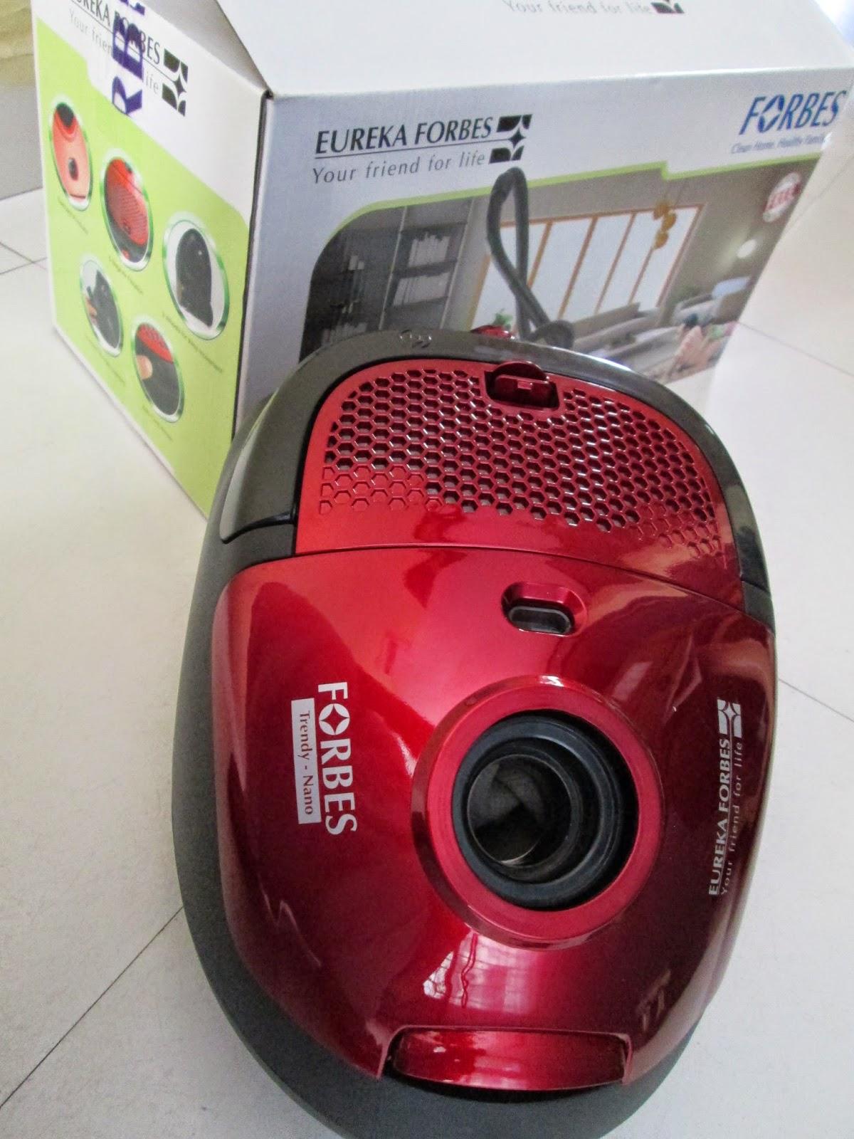 Eureka Forbes Trendy Nano Vacuum Cleaner