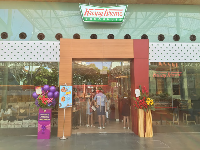 Krispy Kreme at Resorts World Sentosa