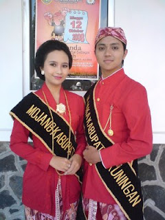 Mojang & Jajaka Pinilih Kuningan 2008