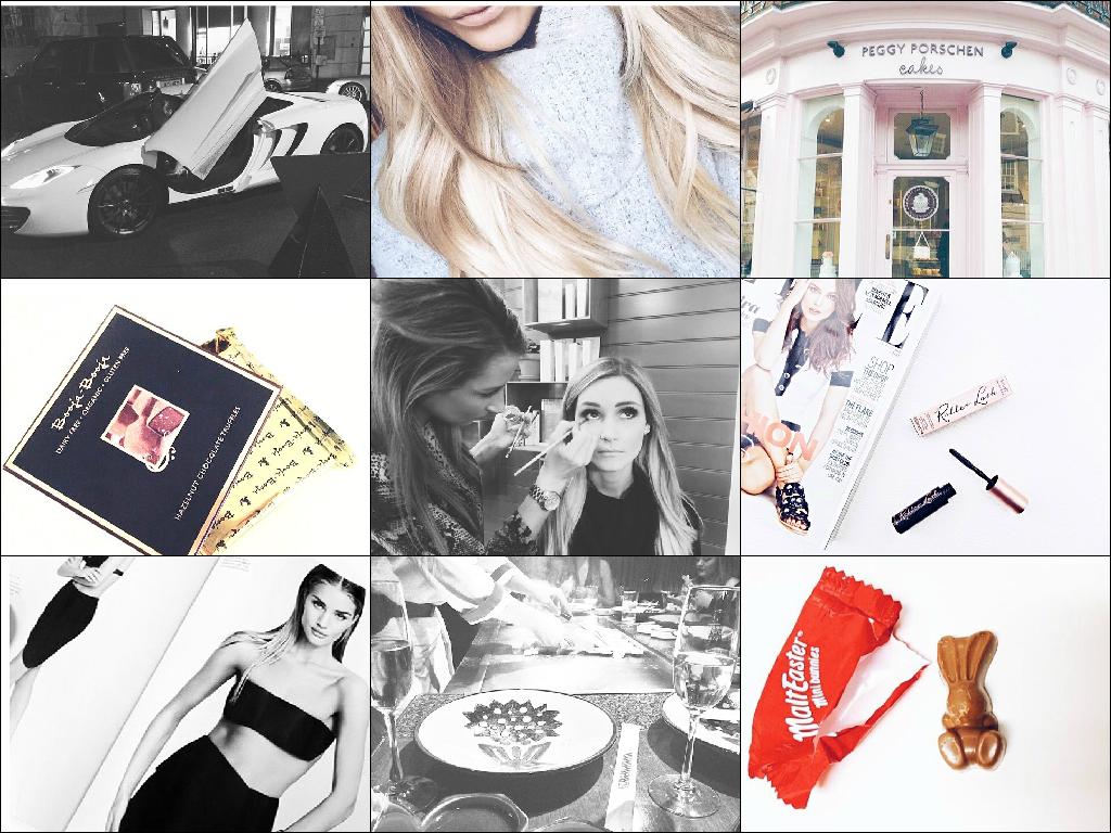 Instagram Diary, Instagram Annabelflorence, annabelflorence, malteser bunnies, roller lash, roller lash mascara, elle magazine, elle magazine uk,