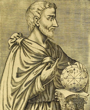 Resultado de imagen de andre thevet pitagoras