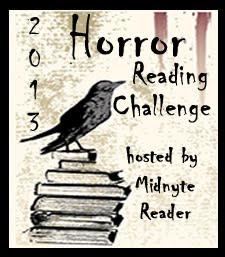 Horror Reading Challenge