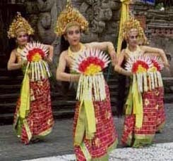 Keunikan Sejarah Tari Pendet Adat Bali