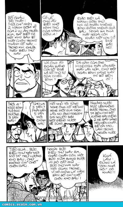 xem truyen moi - Conan chap 319