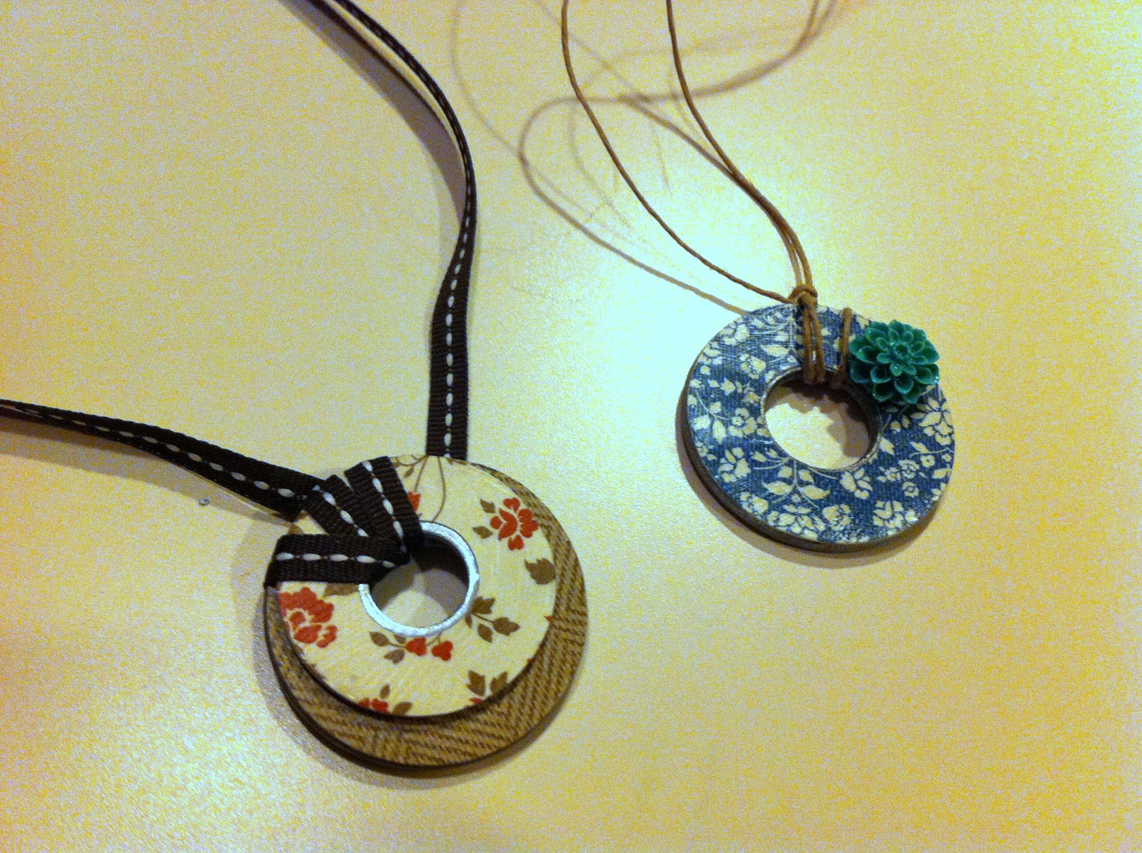 how sweet it is washer necklaces